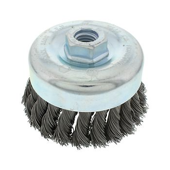 43115 - Pearl Abrasive Wire Brush Wheel