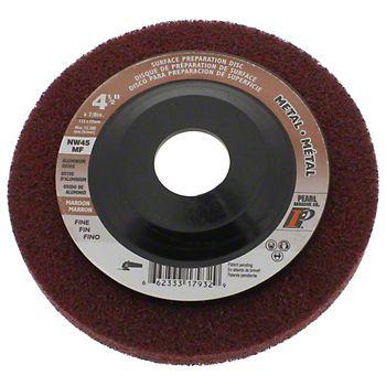 43125 - Pearl Abrasive Fine Grit Surface Preparation Disc