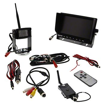 RemoteView Wireless Single Camera Kit