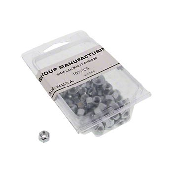 458064 - Section Locknuts