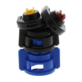501937 - Greenleaf TADF03 Blue-Black Spray Nozzle