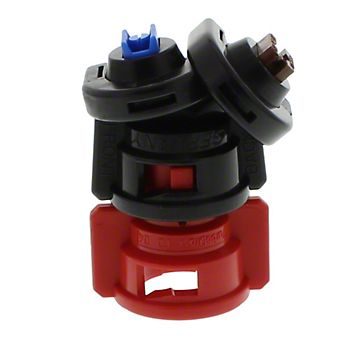 501938 - Greenleaf TADF04 Red-Black Spray Nozzle