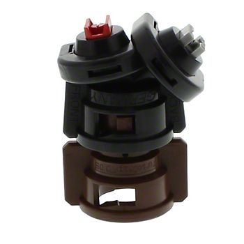 501939 - Greenleaf TADF05 Brown-Black Spray Nozzle