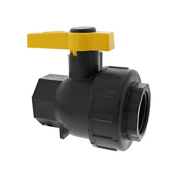 502228 - Single Union Poly Ball Valve