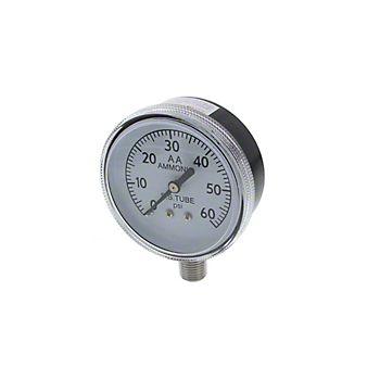 502616 - NH3 Pressure Gauge 0-60 psi