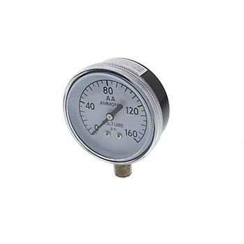 502617 - NH3 Pressure Gauge 0-160 psi