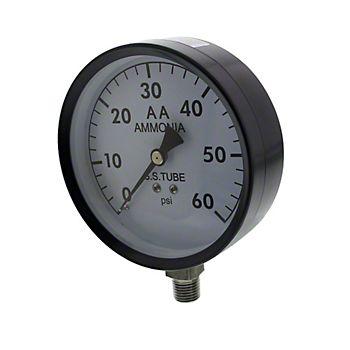 502618 - NH3 Pressure Gauge 0-60 psi