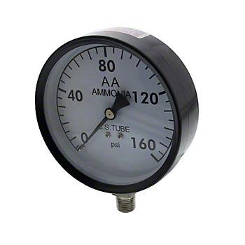 502619 - NH3 Pressure Gauge 0-160 psi