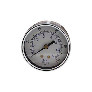 "2-1/2"" Dry Pressure Gauge 0-100 psi"