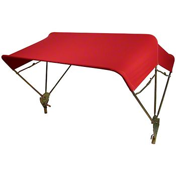 """5591 - 48"""" Red Snowco Canopy Assembly"""