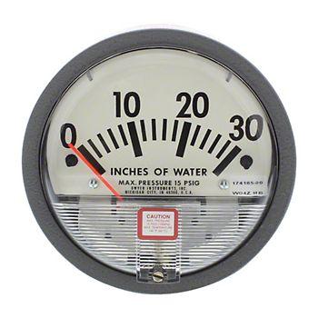 730169 - Vacuum Pressure Gauge