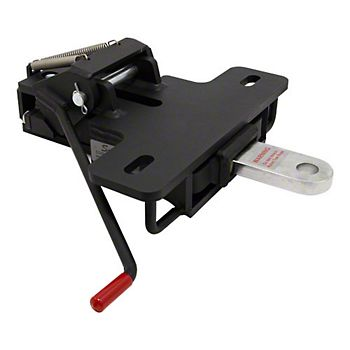 75000 - Bolt-on Hitch with Pullout Swivel Drawbar