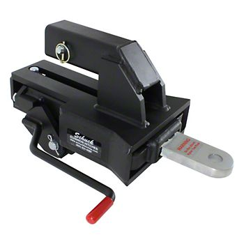 75040 - Receiver Hitch with Pullout Swivel Drawbar