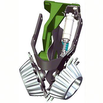 755205 - Cylinder Bracket Kit