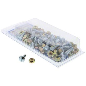 904500 - Section Bolts and Locknuts