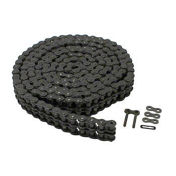 A50-2RC - Double Strand Roller Chain