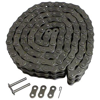 No. 80-2 Double Strand Roller Chain