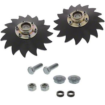 CD9001 - Notched Covering Disc Kit