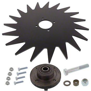 "CWA3015 - 15"" Spiked Closing Wheel"