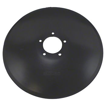 DI2255 - Curved Coulter Blade