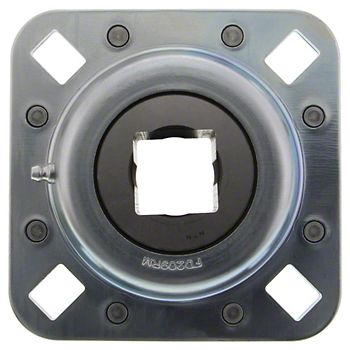 FD209RM - Riveted Flange Bearing