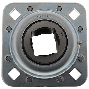 FD211RM - Riveted Flange Bearing