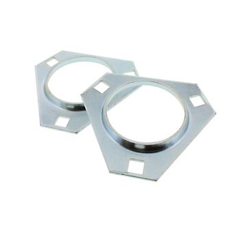 FL52MSTR - 3-hole Triangular Flange