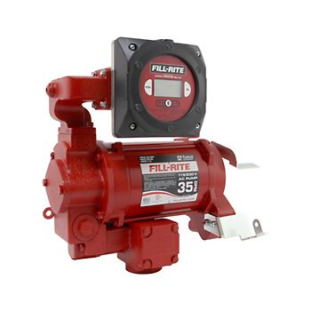 FR319 - 115/230v High Flow Fuel Pump