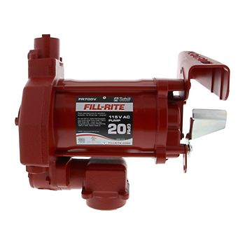 FR700 - 115v AC Heavy Duty Fuel Pump