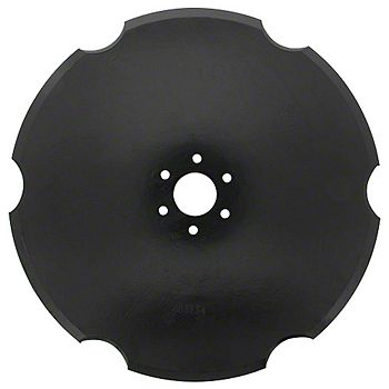 GD3234 - Notched Coulter Blade For Krause Kuhn Grain Drills