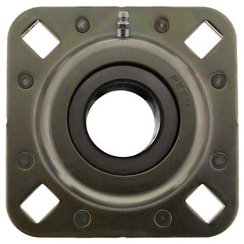 PB209RB - Riveted Flange Bearing