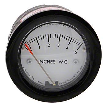 SH852227 - Pressure Gauge