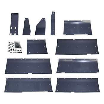 SSAG20 - Poly Skid Plate Kit