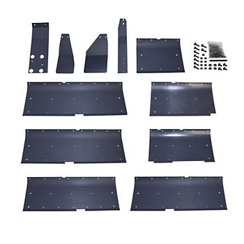 SSAG25 - Poly Skid Plate Kit
