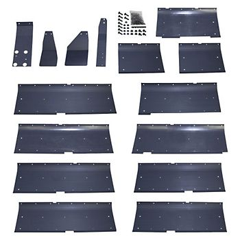 SSAG30 - Poly Skid Plate Kit