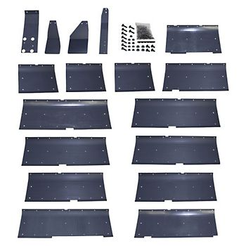 SSAG35 - Poly Skid Plate Kit