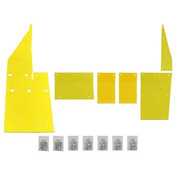 SSDR620 - Poly Skid Plate Kit