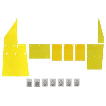 SSDR622 - Poly Skid Plate Kit