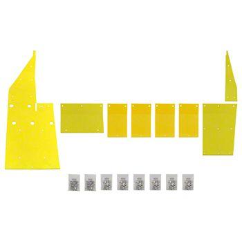 SSDR625 - Poly Skid Plate Kit