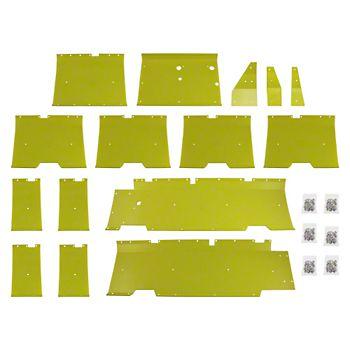 Poly Skid Plate Kit SSDR920