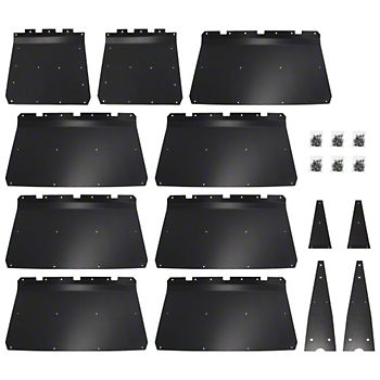 SSNH520 - Poly Skid Plate Kit