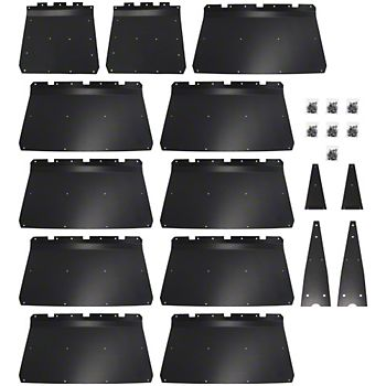 SSNH525 - Poly Skid Plate Kit