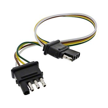 TC8110 - 4 Wire Flat Connector