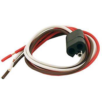 TK7000 - 12 inch Tri-Plug Lead