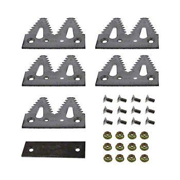 TS4012 - Overlap Section Kit