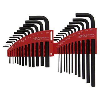 W80281 - Allen Wrench Set