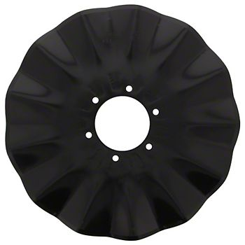 W9391 - 13 Wave No-Till Coulter Blade